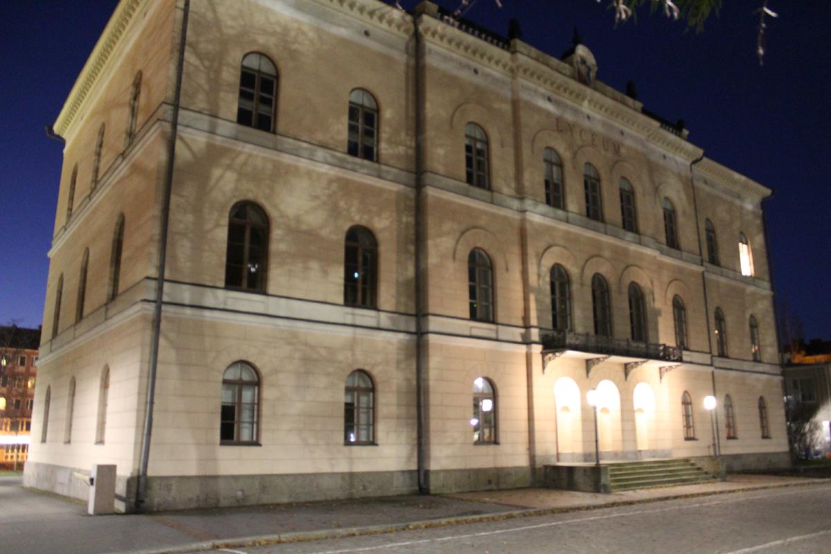 Vaasa Övningskola, Vaasa